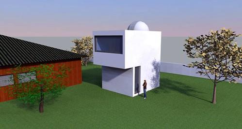 Observatório Astronómico de Gualtar
