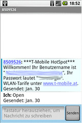 Standard SMS App
