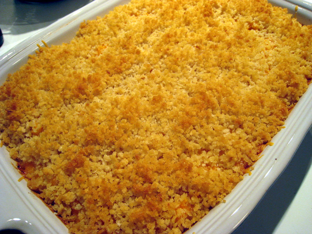 Baked Mac and Cheese | Safe To Eat