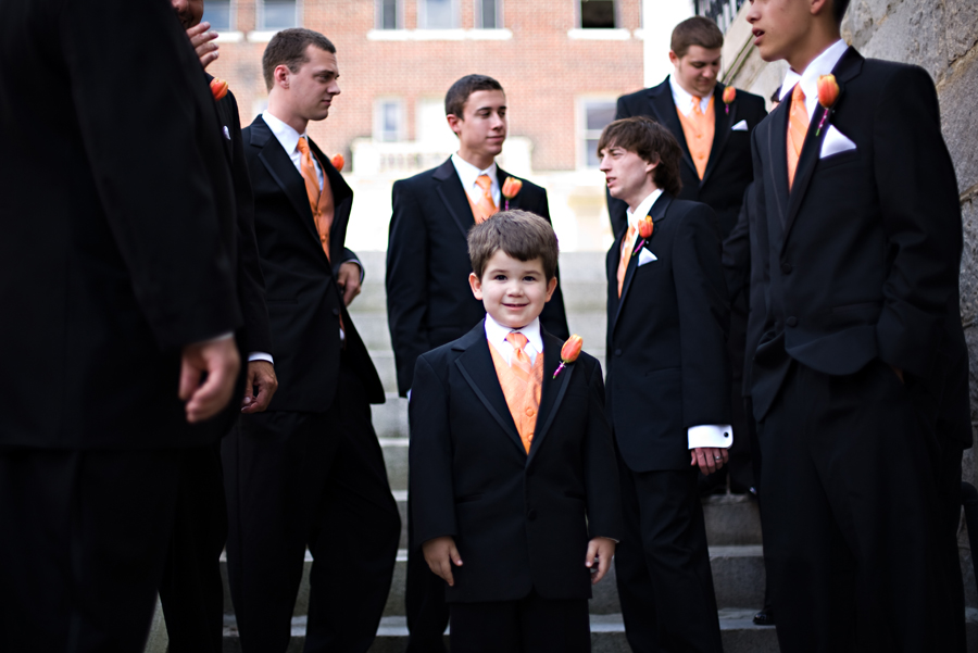 Hillary and Josh Wedding-5.16.09   Petersburg, VA