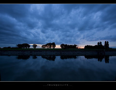 Another Walk Another Photo (Grezmel) Tags: water clouds canon reflections walk 5d 1740mm mkii