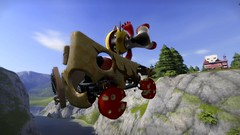 ModNation Racers for PS3 (Mouse Trap)