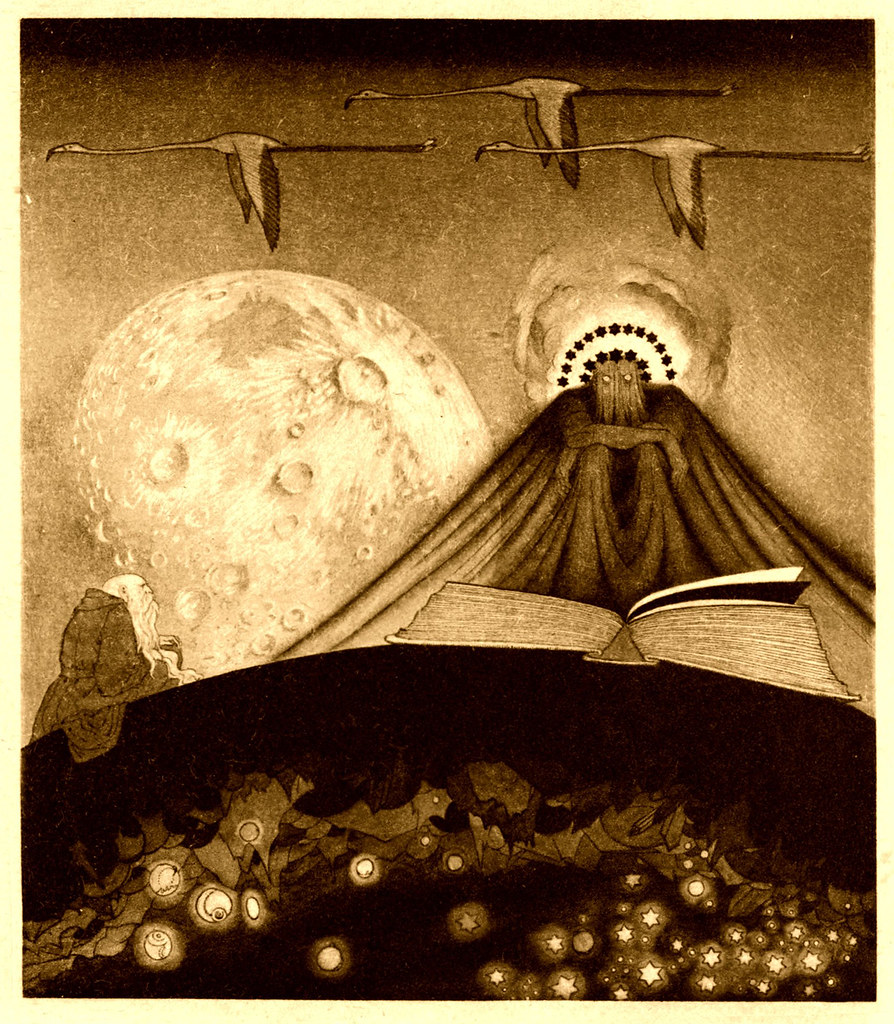 "Sidney Sime - ""It"" (1911)"
