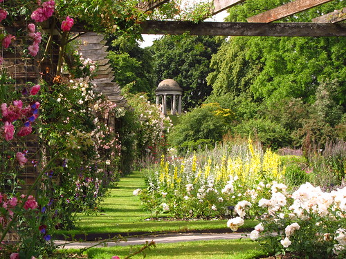 The Rose Pergola at Kew