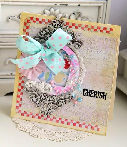 Cherish - Card