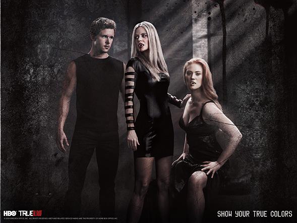 True Blood Season 4 Wallpaper