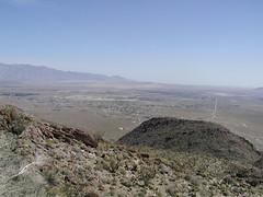 From Montezuma Pass