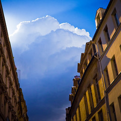 Parisian puff