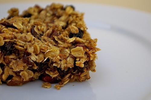 Earthy Crunchy Granola