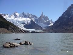 Fitz Roy - trek - lagune - glacier - sommets