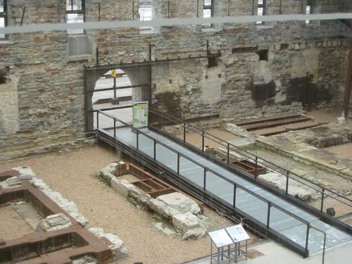 Courtyard/Ruins