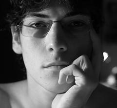 Auto-retrato (Aloisio Leahy Correia) Tags: autoretrato eu aloisio d80