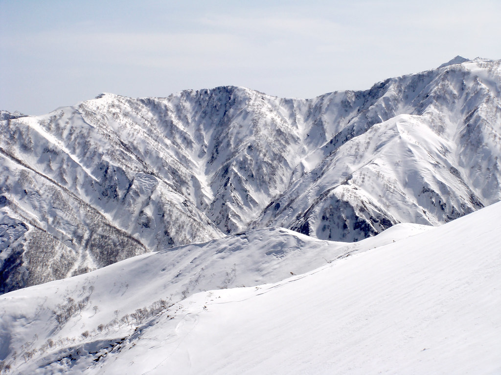 Japanese Alps, Hakuba