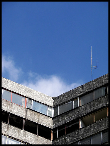Abstracting Contemporary Architecture. III. Social housing (Mexico City)