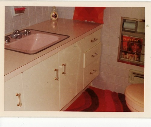 My grandparents iconic 60's bathroom