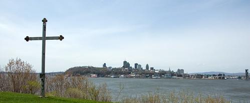 Québec depuis Lévis