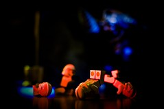 """yeah! ..."" (Teymur Visuals) Tags: daddy fun toy toys 50mm star starwars dance big nikon funny day break lego 14 days figure stormtrooper wars 365 nikkor figures bigdaddy d300 project365 365days bioshock ction projekt365 troopies oneobject365daysproject icedsoul"