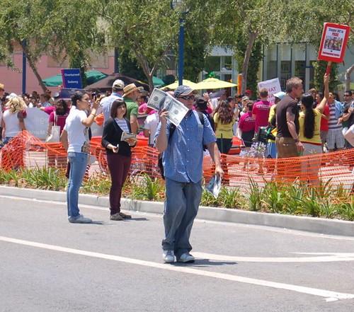 WeHo Pride Parade 2008