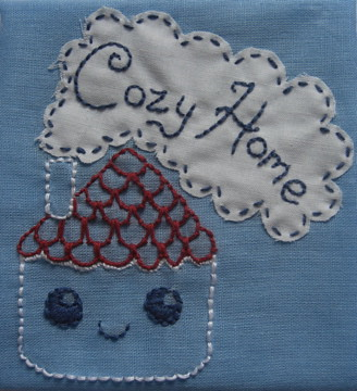 'Cozy Home' Stitches
