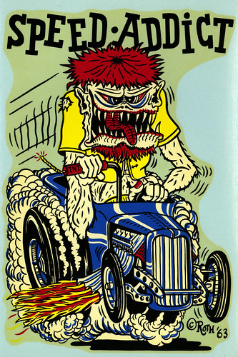 Ed Big Daddy Roth Gallery Of Hot Rod Art Photos