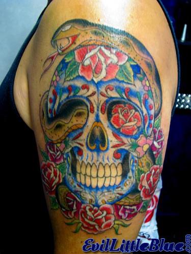 Sugar Skull Tattoos & Imagenes [calaveras mexicanas] 1