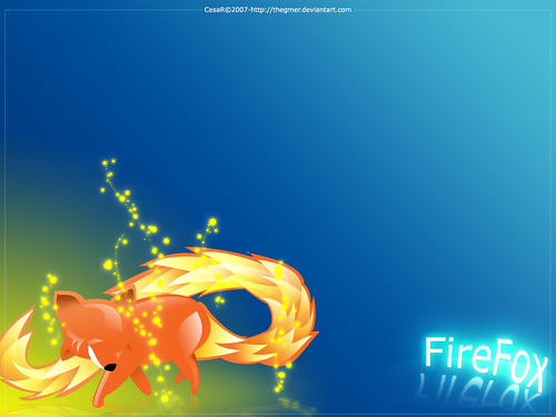 Firefox Wallpaper 90