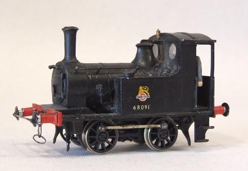 ex-LNER Y8