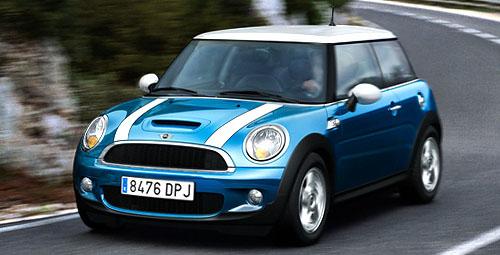 Foto de un Mini Cooper S (2006)