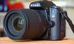 My new toy - D80 (:: Robee ::) Tags: camera new toy nikon 18135 d80 my nikond80