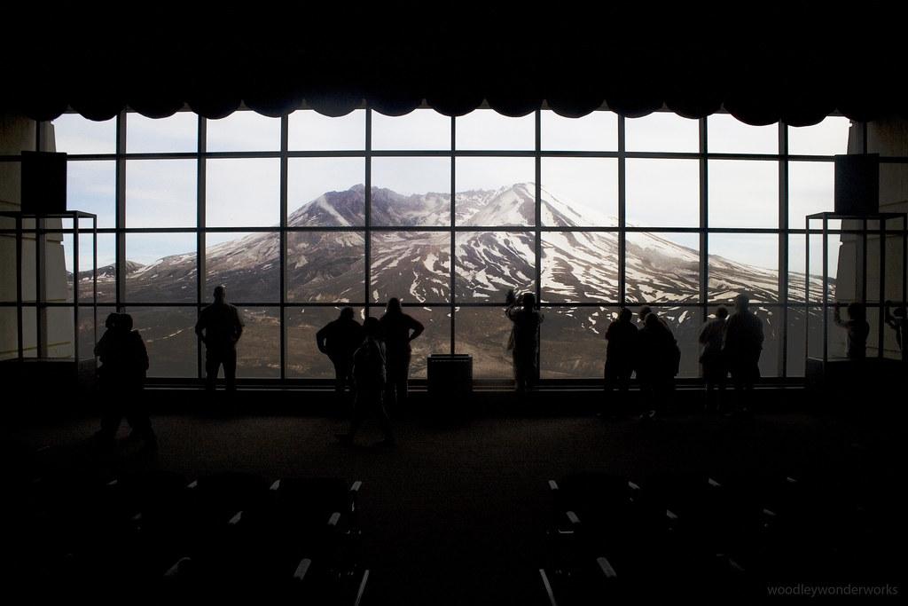 Mount St. Helens via Johnston's Ridge Observatory