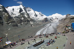 Pic from parking garage (Andreas' Photos) Tags: austria grossglockner pasterzengletscher