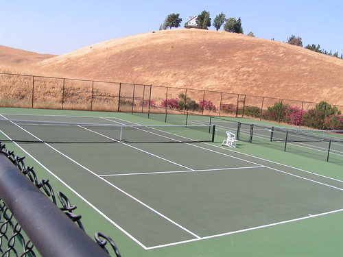 tennis courts in the middle of nowhere 3