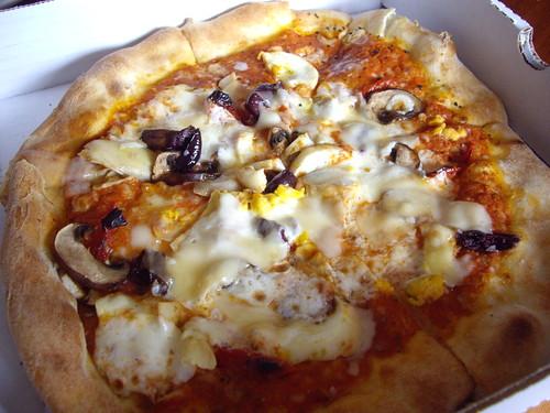 BonoTOGO Capricossa Pizza