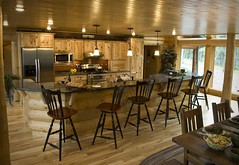"""""""Dirt to Done"""" Log Home Project House (Golden Eagle Log Homes) Tags: homes house lake home golden log cabin eagle timber cottage lot dirt frame done luxury lakelot"""