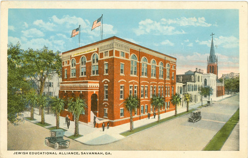 Jewish Educational Alliance, Savannah, Ga.