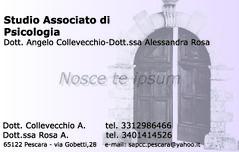 biglietto da visita