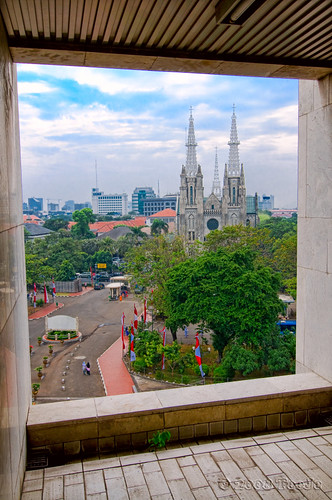 """""""Jakarta Cathedral"""""""