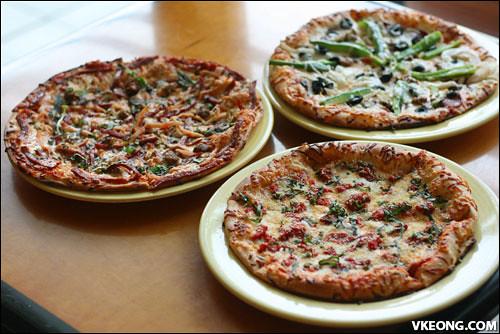 california kitchen pizza