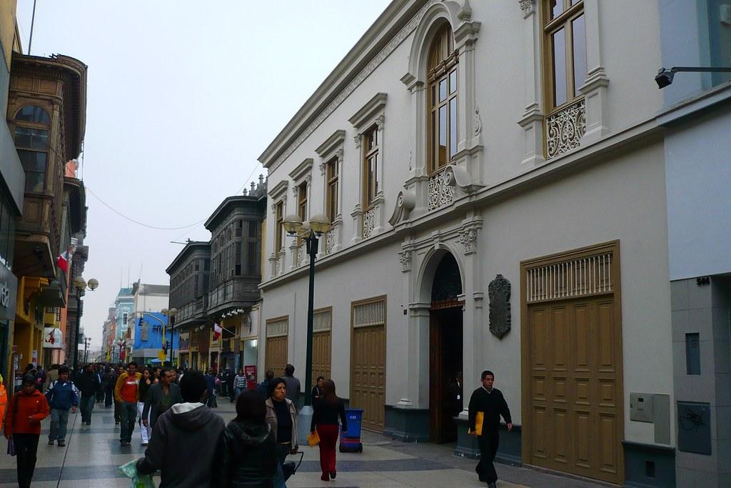 Casa Museo O´Higgins