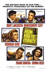 1953 - From Here to Eternity (Fabio Manzatto) Tags: from here eternity 1953