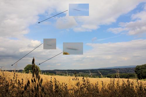 Flying rods
