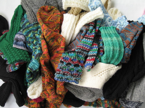 FO's socks