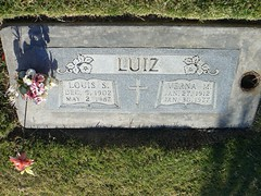 Grave of my aunt and uncle