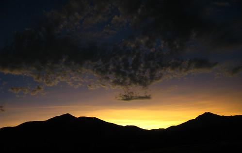 A Border Sunrise