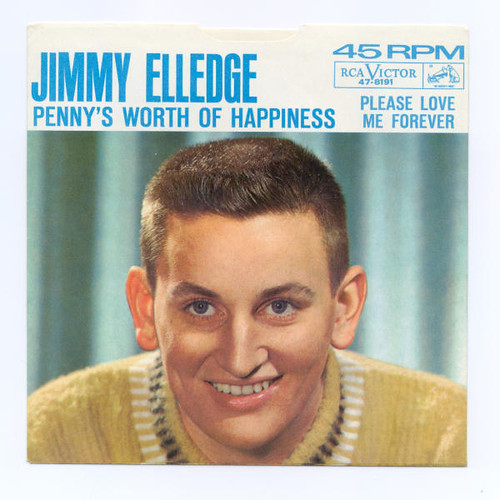 Jimmy Elledge who recorded Ain't It Funny How Time Slips Away once visited our Sunday School class at College Drive Baptist Church in Pineville, Louisiana.