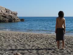 Platja del Torn (cigronetpetit) Tags: mar torn platja