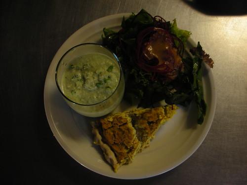 September 8 meal