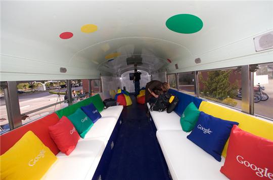 google bus