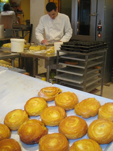 Kouign Amann in Brittany, France