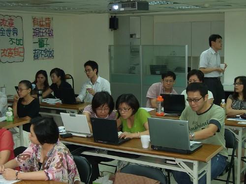 robinidv 拍攝的 20080925eComing-簡報錄影與分享037。